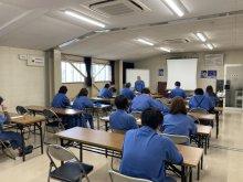 未熟練労働者に対する安全衛生教育:画像