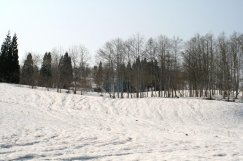 NO1 スノーシューで雪山散歩,かた雪散歩:画像