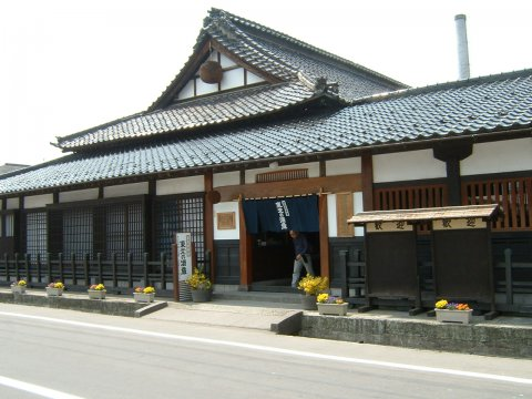 Sake brewery of brewing museum Toko: Image