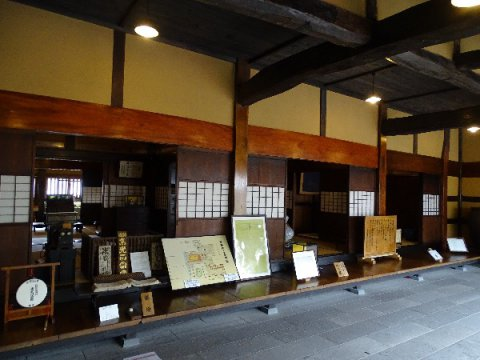 2016-9-11    Sake brewery of brewing museum Toko: Image