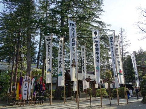 2017-5-2 Uesugi Shrine: Image