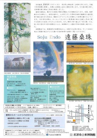 The flyer back side: Image