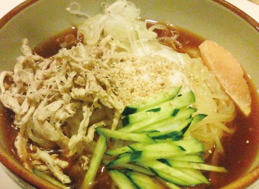 【夏限定】冷麺