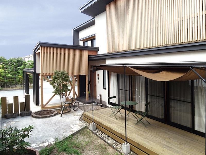 梁の見える家 photo 1