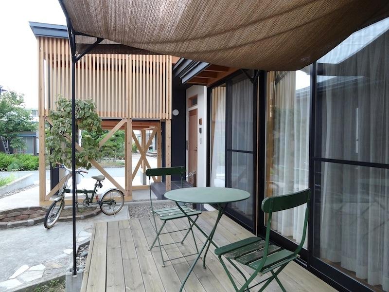梁の見える家 photo 2