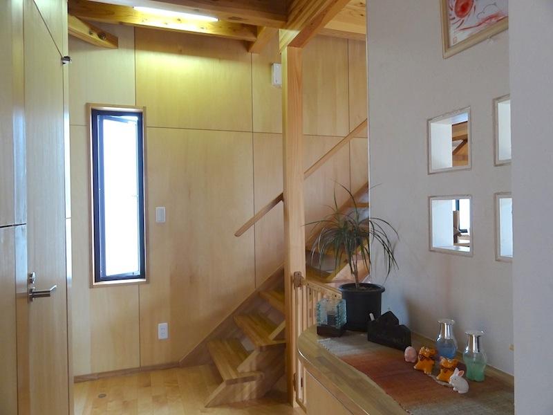 梁の見える家 photo 5