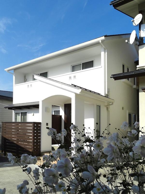 白の家 photo 1
