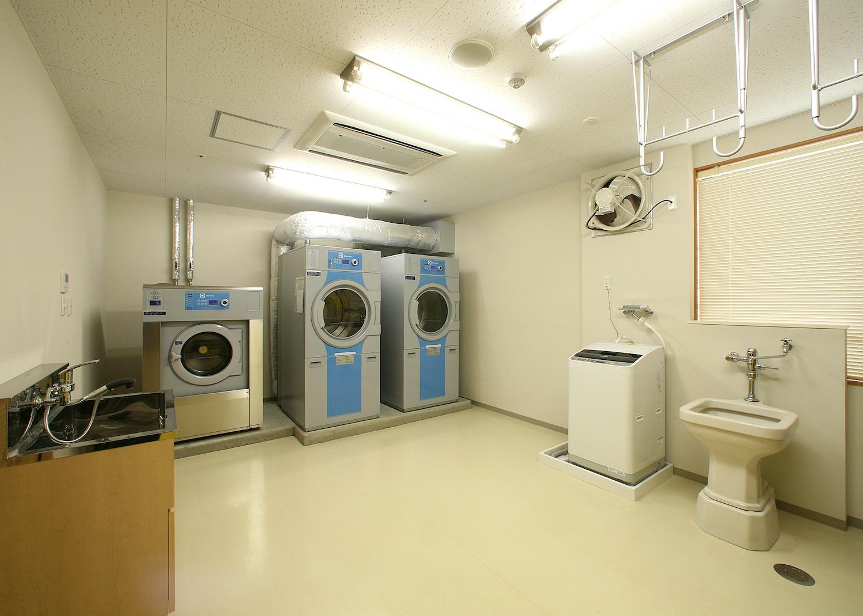 1F|洗濯室