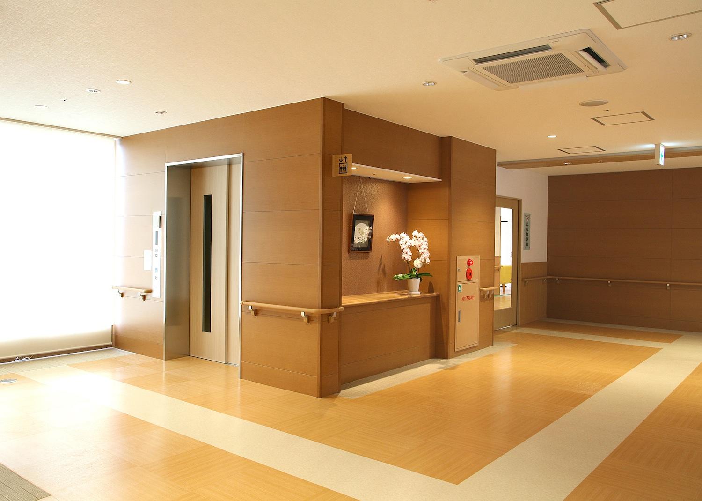 1F|エレベーターホール