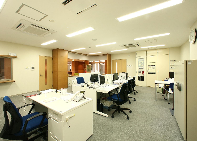 1F|事務室