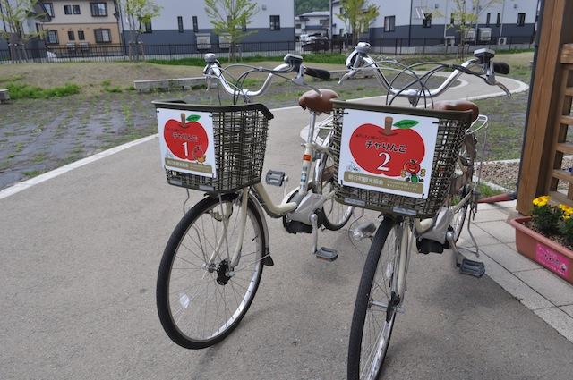 チャりんごレンタサイクル