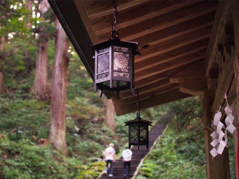 有機EL吊り灯篭