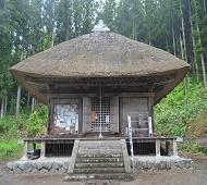 観音寺観音堂(深山観音堂)