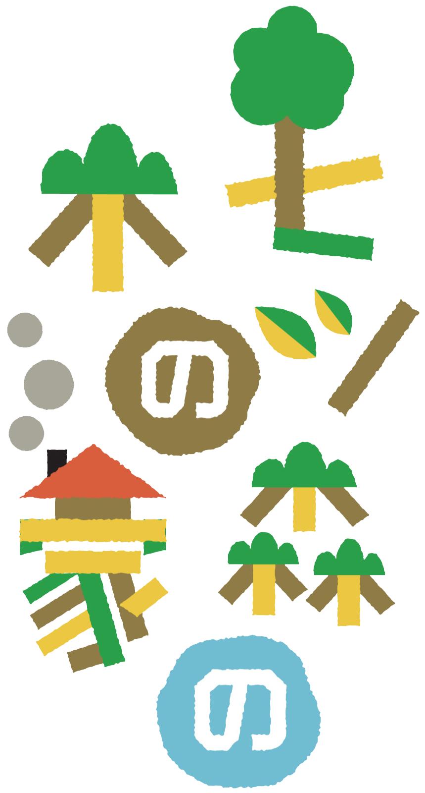 七つ森の家