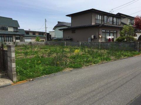 【住宅用地】米沢市直江町:画像