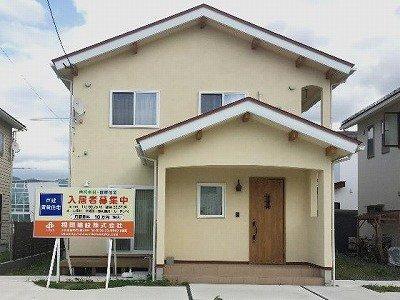 【貸家】 4LDK 天童市芳賀タウン:画像