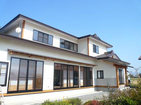 川西町S様邸:画像