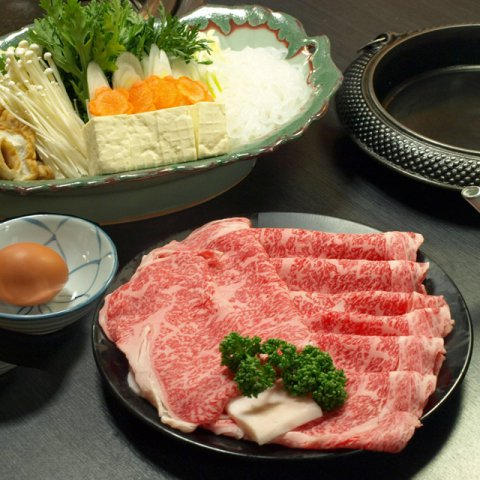 すき焼き(お1人様)2,980円:画像