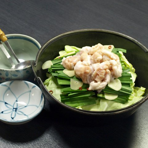 博多風もつ鍋(お1人様) 1,180円:画像