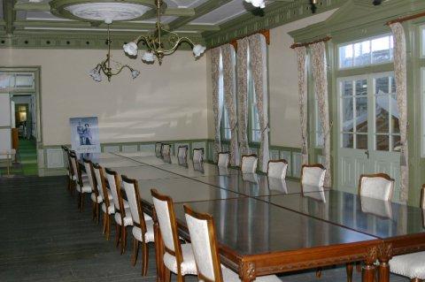 旧米沢高等工業学校の部屋2:画像