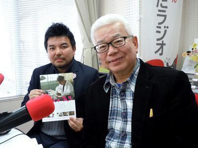 【11/13】映画『いしゃ先生』の永江監督と古川さんが来てくれました!:画像