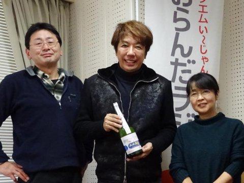 【2/8】ひるらじに 浜博也さんが生登場!:画像