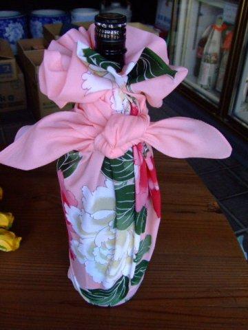 ●風呂敷を使った 華やかなラッピング●:画像