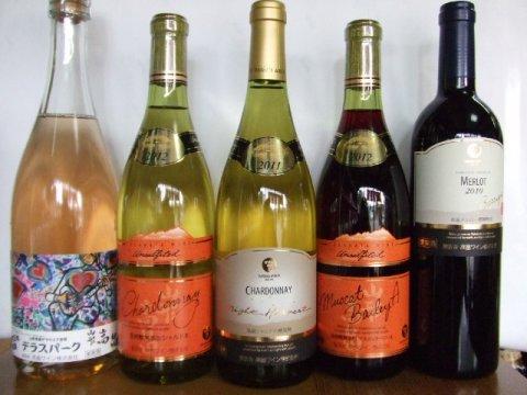 ●お座敷deワイン会in鴨川・・ワインのご紹介●:画像