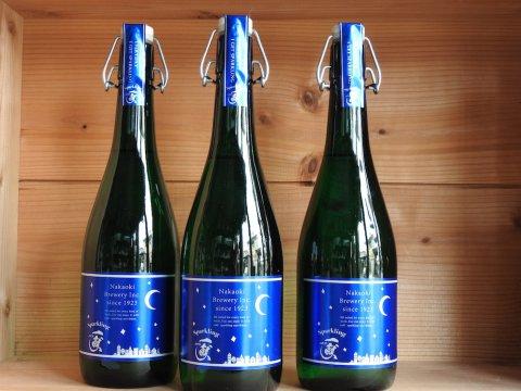 ●日本酒のスパークリング♪おすすめです!●:画像