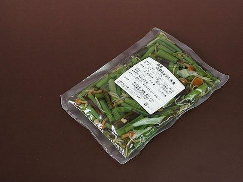 国産山菜ミックス水煮 お蕎麦の付け合わせに:画像