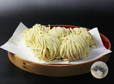 とんこつ醤油ラーメン(5食入/スープ付):画像