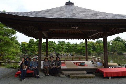 """いきいき教室福島の""""浄楽園へ"""":画像"""