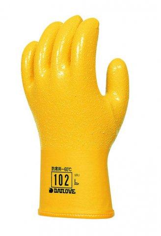 脅威の耐寒素材 −60℃でも使える防寒手袋:画像
