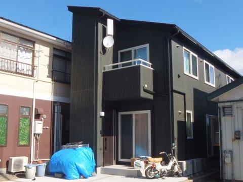 【2×6の家】泉区H様邸新築工事完成しました(^^)/:画像