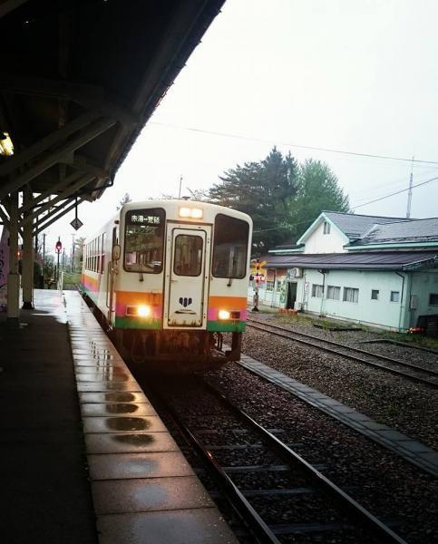 フラワー長井線:画像