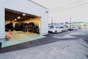 自動車整備工場及び倉庫新築:画像