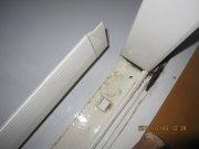 ユニットバス入口掃除:画像