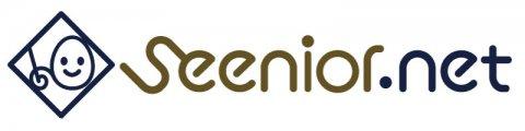シニアねっとのブランドロゴ:画像