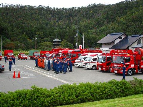 消防車がい〜っぱいっ。:画像