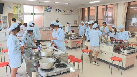 9月16日〜放送みんなの世界「南陽市立沖郷小学校 クラブ活動」:画像