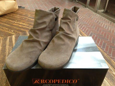 アルコペディコ ブーツ新作入荷:画像