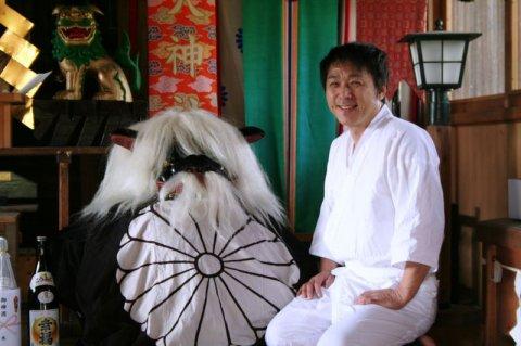 vol.5 ながい黒獅子まつり委員会 委員長 中川 仁さん:画像