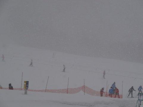 道照寺平スキー場でスキー授業が始まりました♪:画像