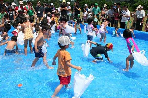 第24回 ながい水まつり/最上川花火大会:画像