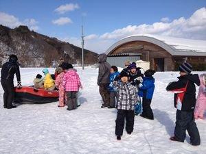 ワッサの雪わっさが開催されました:画像
