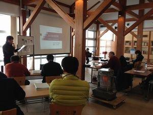 ウォーターインタープリター養成講座第3回を開催しました:画像