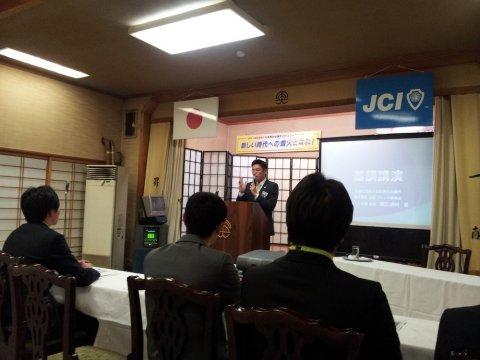 新入会員 入会説明会(^人^):画像