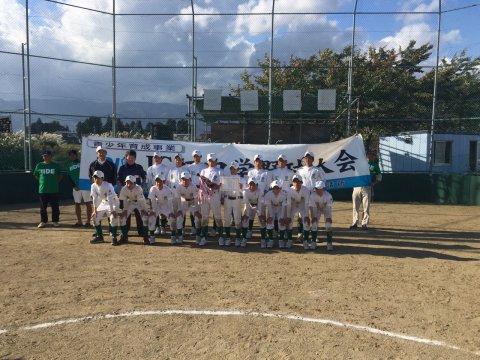 10/3 第24回JC杯中学野球大会 秋季:画像