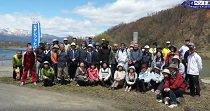 ながいフットパスウォーク2017春・豊田コース(H29.4.23) :画像