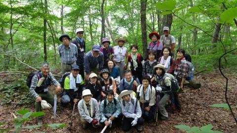 トレッキング教室♪福島県小野川湖編:画像